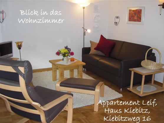 sylt-Appartement-Leif